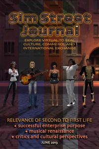 Sim Street Journal #1